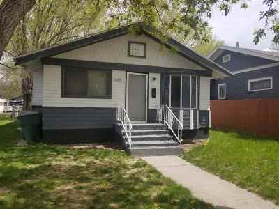 Pocatello Single Family Home For Sale: 638 S 9th