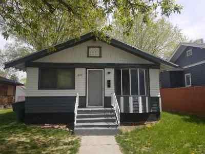 Pocatello Multi Family Home For Sale: 638 S 9th
