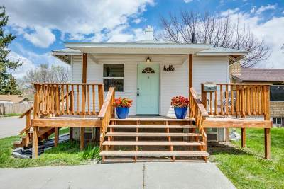Pocatello Single Family Home For Sale: 1504 S 3rd Ave