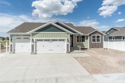 Pocatello Single Family Home For Sale: 568 Double Eagle