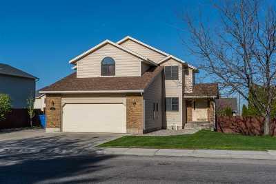 Pocatello Single Family Home For Sale: 435 Appaloosa