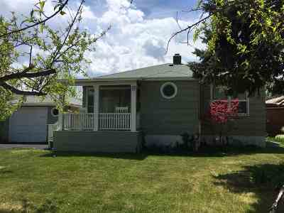 Pocatello Single Family Home For Sale: 545 N 11th