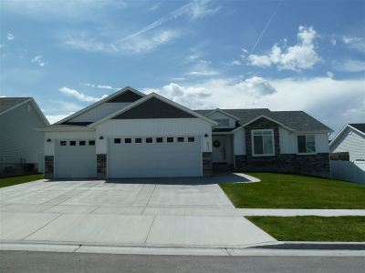 Pocatello Single Family Home For Sale: 837 Hallmark