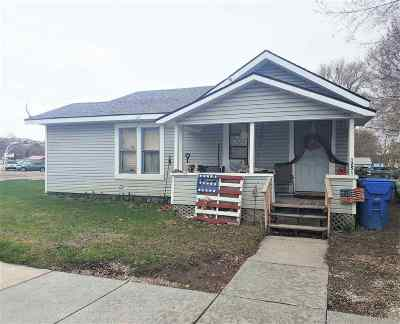 Pocatello Single Family Home For Sale: 1251 Sherman St