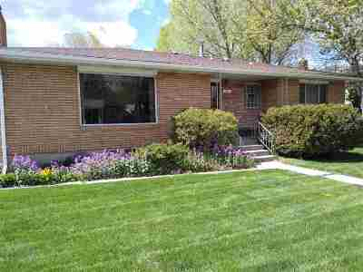 Pocatello Single Family Home For Sale: 141 N 11