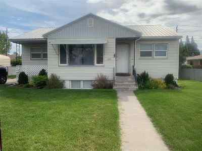 Pocatello Single Family Home For Sale: 520 Warren Ave