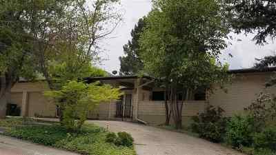 Pocatello Single Family Home For Sale: 755 Fairway