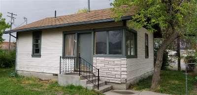 Pocatello Single Family Home For Sale: 226 W Carter