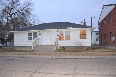 Pocatello Multi Family Home For Sale: 546 Sutter