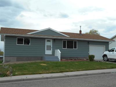 Pocatello Single Family Home For Sale: 1412 E Alameda