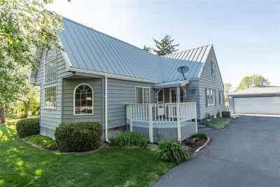 Pocatello Single Family Home For Sale: 1822 Cottage