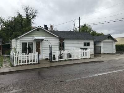 Pocatello Single Family Home For Sale: 195 Park Ave