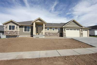Pocatello Single Family Home For Sale: 2390 Legacy Dr.