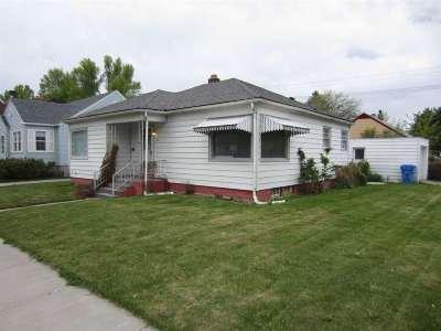 Pocatello Multi Family Home For Sale: 155 N 10th