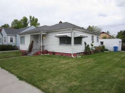 Pocatello Single Family Home For Sale: 155 N 10th