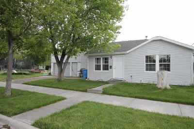 Pocatello Single Family Home For Sale: 1137 E Sublette