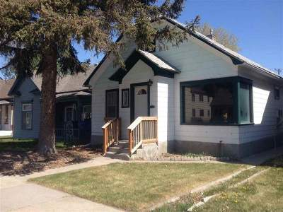 Pocatello Single Family Home For Sale: 710 N Arthur