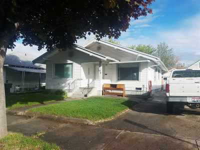 Pocatello Multi Family Home For Sale: 1250 E Clark Street