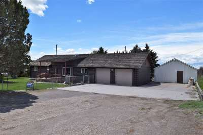 Pocatello Single Family Home For Sale: 1820 Government Road