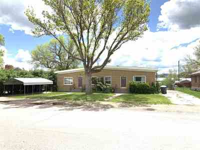 Pocatello Multi Family Home For Sale: 721 & 725 Swisher Road