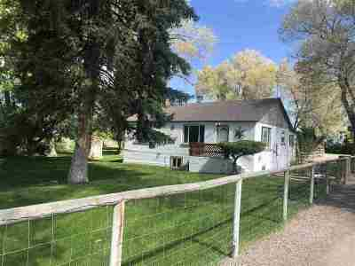 Pocatello Single Family Home For Sale: 265 Ballard Rd #1