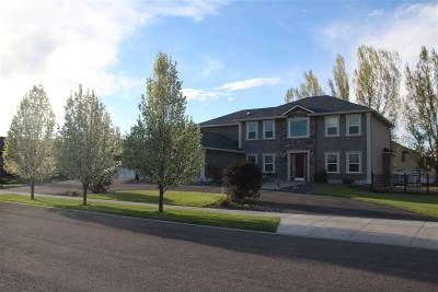 Chubbuck Single Family Home For Sale: 440 Callaway Dr