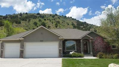 Pocatello Single Family Home For Sale: 2165 N Hillside