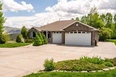 Pocatello Single Family Home For Sale: 2708 Wild Horse Ridge