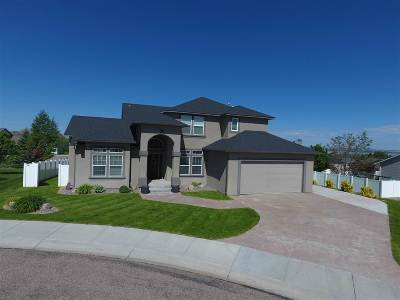 American Falls ID Single Family Home For Sale: $290,000
