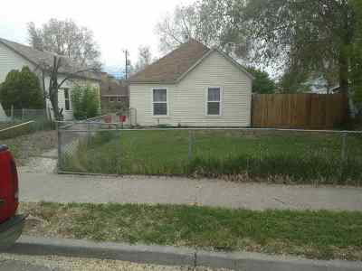 Pocatello Single Family Home For Sale: 525 N 6th St.