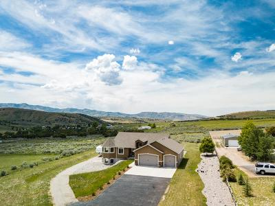 Pocatello Single Family Home For Sale: 9017 N Nottingham