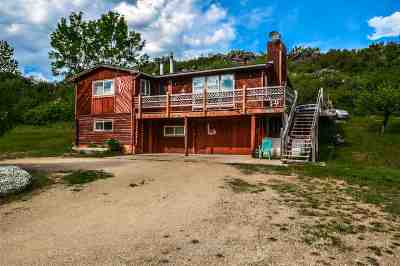Inkom Single Family Home For Sale: 1785 S Old Hwy 91
