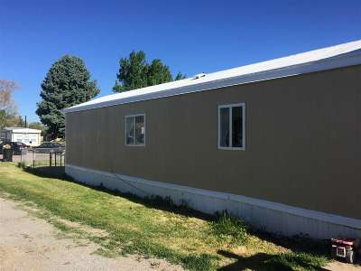 American Falls ID Single Family Home For Sale: $54,900
