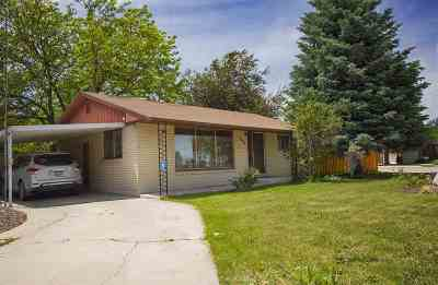 Pocatello Single Family Home For Sale: 3975 Teal Ave