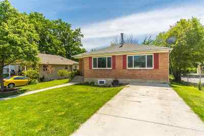 Pocatello Single Family Home For Sale: 149 Rosewood