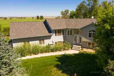 Pocatello Single Family Home For Sale: 16250 W Tyhee Road