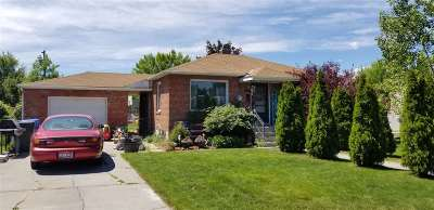 Pocatello ID Single Family Home For Sale: $149,900
