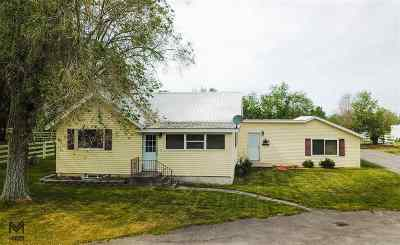 Chubbuck Single Family Home For Sale: 12652 Reservation Rd
