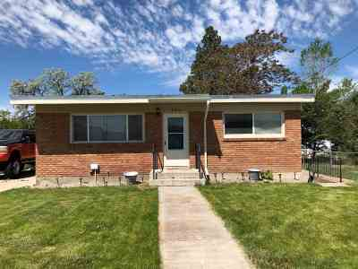 Pocatello ID Multi Family Home For Sale: $162,500
