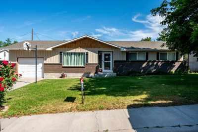 Pocatello Single Family Home For Sale: 1350 Fern St