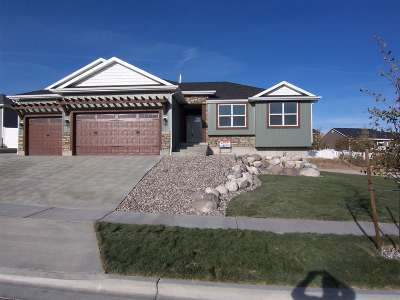 Pocatello Single Family Home For Sale: 1438 Foxmore