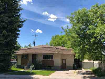 Pocatello Multi Family Home For Sale: 1223 Pershing