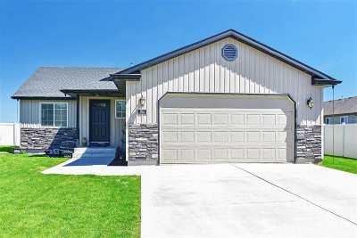 Pocatello Single Family Home For Sale: 1924 Kinghorn
