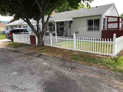 Pocatello Single Family Home For Sale: 1041 Gray