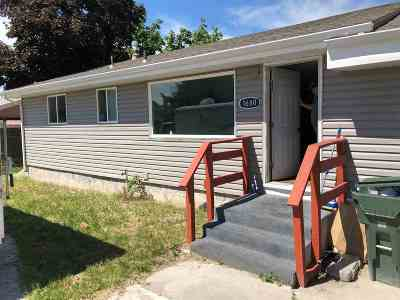 Pocatello ID Single Family Home For Sale: $159,900