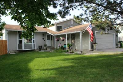 Pocatello Single Family Home For Sale: 1647 Sun Valley