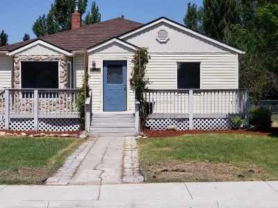 Pocatello Single Family Home For Sale: 746 Ebony