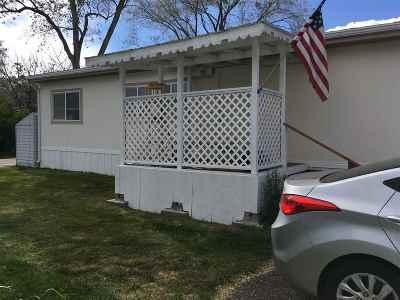 Pocatello Single Family Home For Sale: 845 Barton Road #146