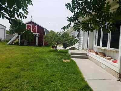 American Falls ID Single Family Home For Sale: $159,000