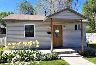 Pocatello Single Family Home For Sale: 397 Randolph